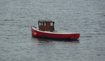 Small Boat on Rousay